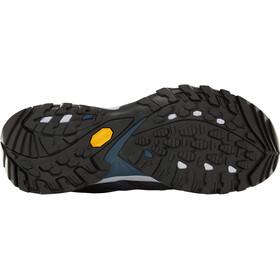 The North Face Hedgehog Fastpack GTX Shoes Men ebony grey/shady blue